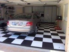 Напольные покрытия для гаража